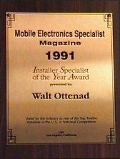 MES Award