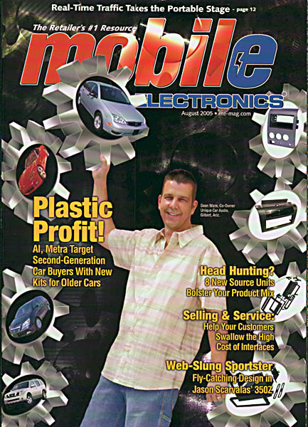 Mobile Electronics Magazine