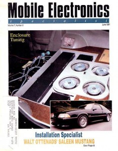 Mobile Electronics Specialist Magazine