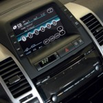 DICE adaptor shown on Toyota Prius