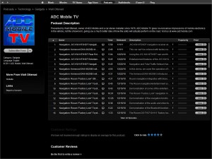ADC Mobile TV on iTunes